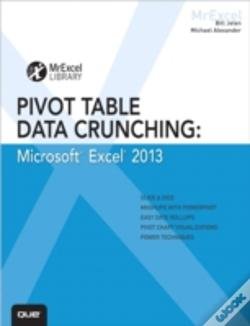 Wook.pt - Excel 2013 Pivot Table Data Crunching