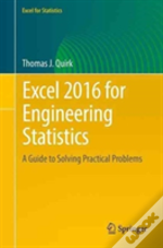 Excel 2016 For Engineering Statistics