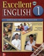 Excellent English 1 Student Book With Au