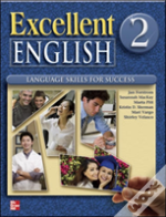 Excellent English 2 Student Book W/Audio Highlights