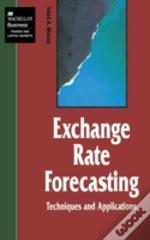 Exchange Rate Forecasting