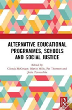 Wook.pt - Exclusion, Alternative Programmes And Schools, And Social Justice