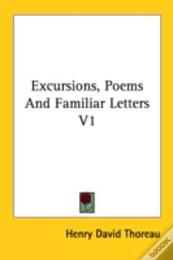Wook.pt - Excursions, Poems And Familiar Letters  V1