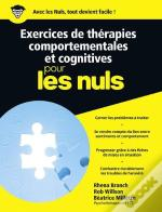 Exercices De Thérapies Comportementales Et Cognitives