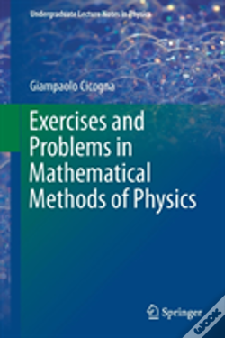 Wook.pt - Exercises And Problems In Mathematical Methods Of Physics