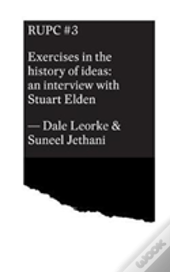 Exercises In The History Of Ideas