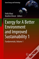 Exergy For A Better Environment And Improved Sustainability, Volume 1