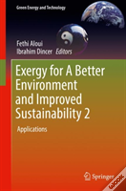 Wook.pt - Exergy For A Better Environment And Improved Sustainability, Volume 2