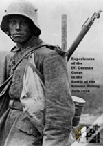 Experiences Of The Iv German Corps In T6