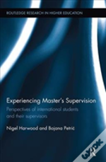 Experiencing Master S Supervision H