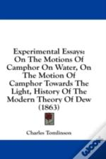 Experimental Essays: On The Motions Of C