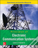 Experiments Manual For Use With Principles Of Electronic Communications Systems