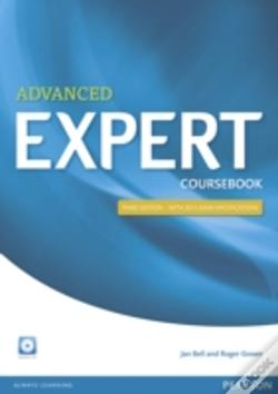 Wook.pt - Expert Advanced 3rd Edition Coursebook With Cd Pack