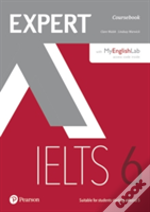Expert Ielts 6 Coursebook And Myenglishlab Pin Pack