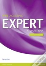Expert Pearson Test Of English Academic B2 Coursebook With Mylab Pack