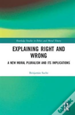 Explaining Right And Wrong Sachs