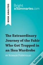 Extraordinary Journey Of The Fakir Who Got Trapped In An Ikea Wardrobe By Romain Puertolas (Book Analysis)