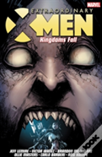Extraordinary X-Men Vol 3 Kingdoms Fall
