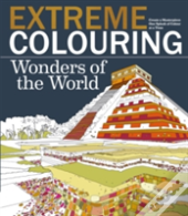 Extreme Colouring-Wonders Of The World