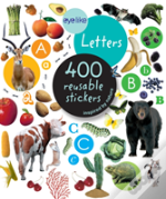 Eyelike Stickers Letters Playbac