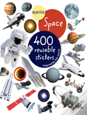 Eyelike Stickers Space