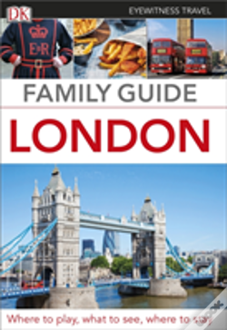 Wook.pt - Eyewitness Travel Family Guide London