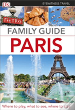 Wook.pt - Eyewitness Travel Family Guide Paris