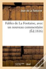 Fables De La Fontaine Edition 1816