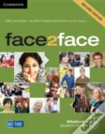 Face2face Advanced Student S Book With Dvd-Rom