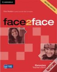 Face2face Elementary Teacher'S Book With Dvd