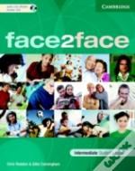 Face2face Intermediate Student'S Book With Cd-Rom/Audio Cd & Workbook Pack Italian Edition: Volume 0, Part 0