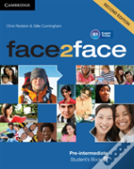 Face2face Pre-Intermediate B Student'S Book