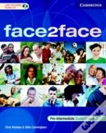 FACE2FACE PRE-INTERMEDIATE STUDENT'S BOOK WITH CD-ROM / AUDIO CD AND WORKBOOK PACK ITALIAN EDITION