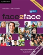 Face2face Upper Intermediate B Student'S Book