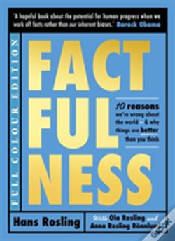 Wook.pt - Factfulness (Illustrated)
