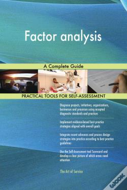 Wook.pt - Factor Analysis A Complete Guide