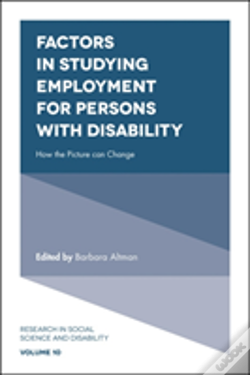 Wook.pt - Factors In Studying Employment For Persons With Disability