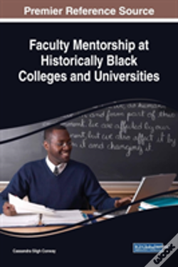 Wook.pt - Faculty Mentorship At Historically Black Colleges And Universities