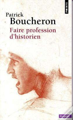 Wook.pt - Faire Profession D'Historien