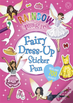 Fairy Dress-Up Sticker Fun