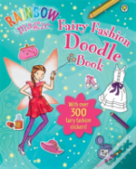 Fairy Fashion Doodle Book