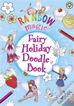 Fairy Holiday Doodle Book