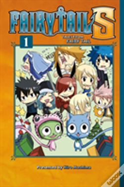 Wook.pt - Fairy Tail S Volume 1