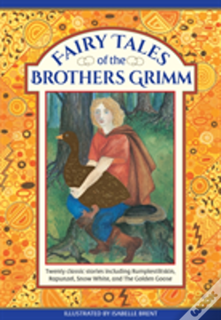 Wook.pt - Fairy Tales Of The Brothers Grimm