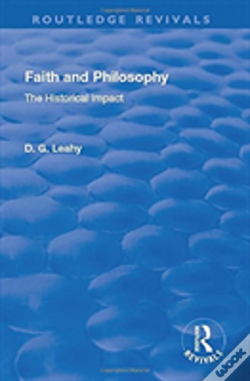 Wook.pt - Faith And Philosophy The Historica