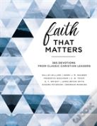 Faith That Matters