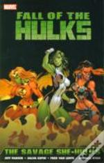 Fall Of The Hulks The Savage She Hulks