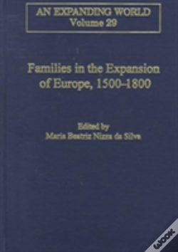 Wook.pt - Families In The Expansion Of Europe