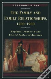 Family And Family Relationships, 1500-1900