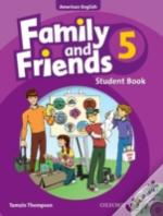 Family And Friends American Edition: 5: Student Book & Student Cd Pack